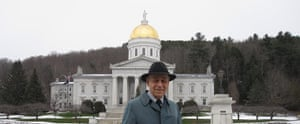 NH Ballot: US American President primary candidates