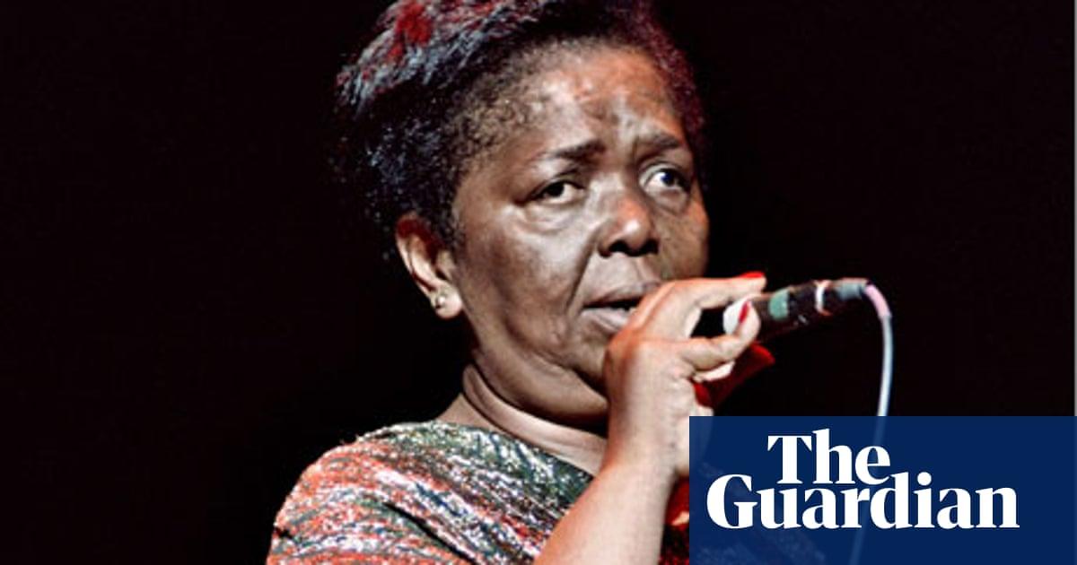 Cesaria Evora Obituary Music The Guardian