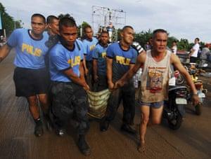 Philippines Flood: Flashfloods in southern Philippines