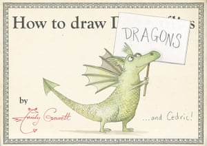 How To Draw Dragons: How To Draw Dragons by Emily Gravett