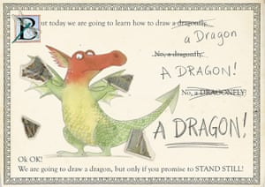 How To Draw Dragons: How To Draw Dragons by Emily Gravett 3