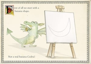 How To Draw Dragons: How To Draw Dragons by Emily Gravett 4