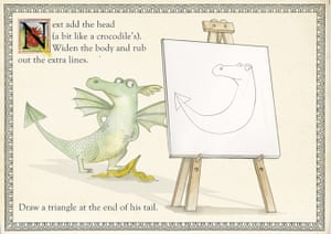 How To Draw Dragons: How To Draw Dragons by Emily Gravett 5
