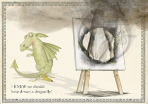 How To Draw Dragons: How To Draw Dragons by Emily Gravett 10