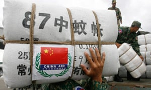 MDG : China provides aid for Cambodian flood victims