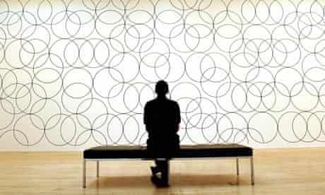 The Bridget Riley exhibition at Tate Modern