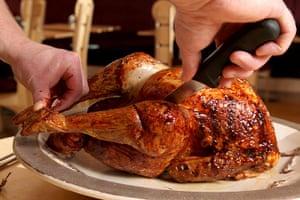 How to carve a turkey: How to carve a turkey 02