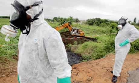 Trafigura agreed to pay £30m to victims of toxic waste dumped in Ivory Coast