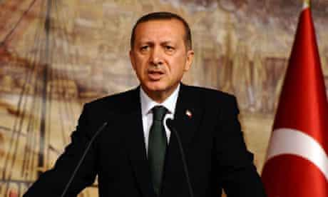Recep Tayyip Erdogan France Turkey row