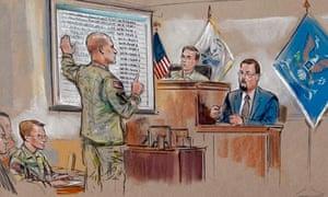 Bradley Manning pre-trial hearing WikiLeaks