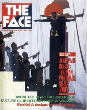 facecovers: Grace Jones