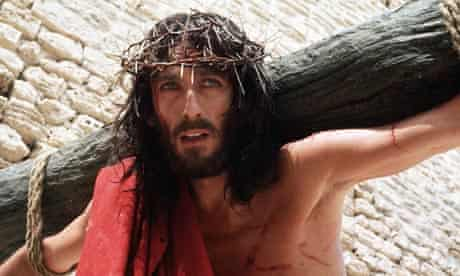 Robert Powell in Jesus of Nazareth
