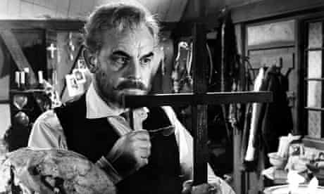 Clifford Evans in The Kiss of the Vampire, directed by Don Sharp