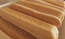Boudoir biscuits