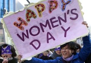 Year in MDG: International Women's Day
