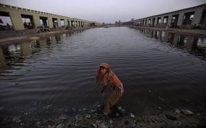 Year in MDG: Floods Pakistan