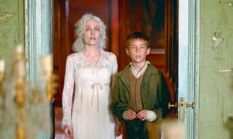 Miss Havisham and Pip in new BBC adaptation of Great Expectations