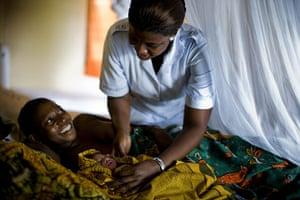 Year in MDG: JHPIEGO - TANZANIA
