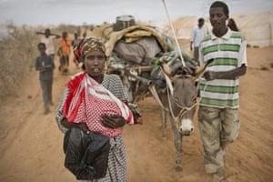 Year in MDG: Dadaab