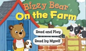 bizzy bear app