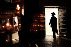 24 hours in pictures: Hanukkah