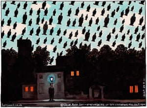 Steve Bell: Law and order