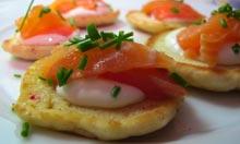 Ballymaloe recipe blinis