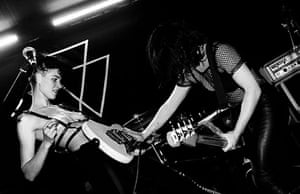 Your Gig Pictures: Vuvuvultures at Hoxton Bar And Kitchen