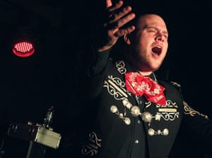 Your Gig Pictures: Mariachi El Bronx 4 by preynolds