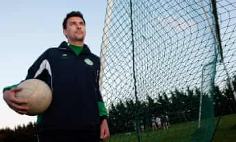 Gaelic sportsman Mick Hallows