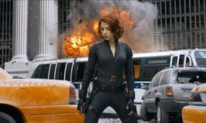 Scarlett-Avengers