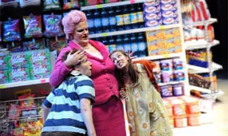 Hansel und Gretel, Glyndebourne 2008