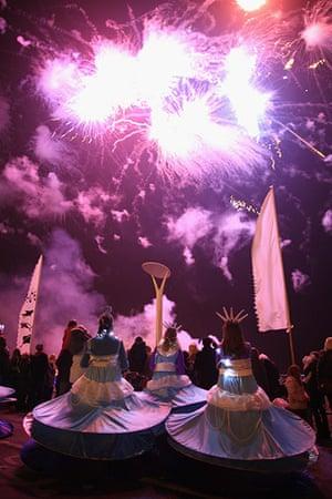 Burning the Clocks: Burning The Clocks Festival