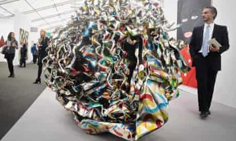 Frieze Art Fair - VIP Preview