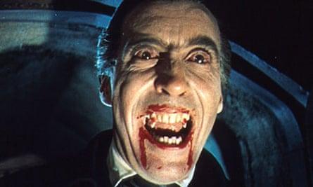 Le cauchemar de Dracula horror of dracula Annee 1958 UK Christopher Lee Realisateur Terence Fisher
