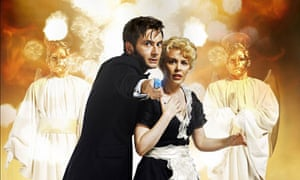 Doctor Who David Tennant Kylie Minogue