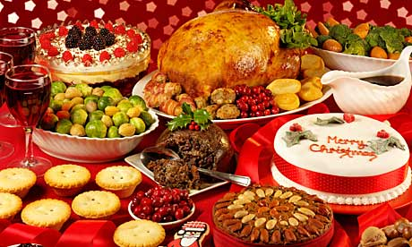 cost of christmas dinner up by 75 life and style the guardian - Traditional Christmas Meal