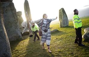 Winter Solstice: Winter Solstice At Stonehenge