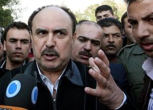 Damascus Suicide Bombing: Syrian General Rustom Ghazaleh speaks to the press