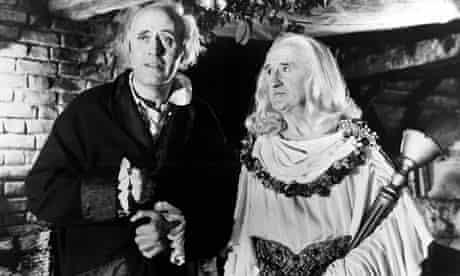 VARIOUS CHRISTMAS FILM STILLS