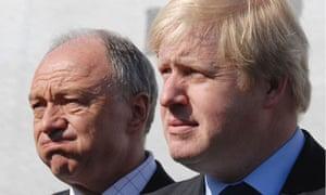 Boris Johnson ready to hold off Ken Livingstone in London mayor election