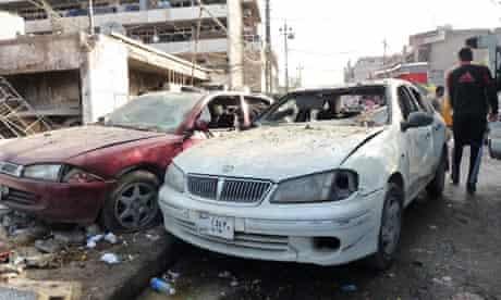 Baghdad attacks