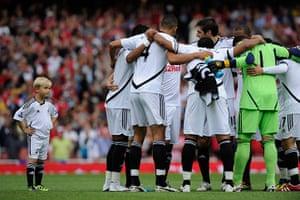Tom's best of the year: Arsenal v Swansea