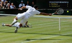 Tom's best of the year: Wimbledon tennis