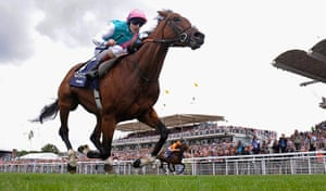 Tom's best of the year: Frankel