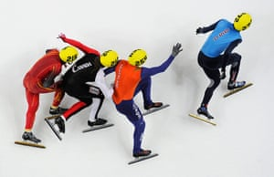 Tom's best of the year: World Short Track Speed Skating