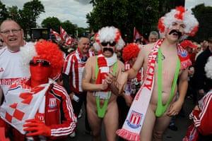 Tom's best of the year: Man City v Stoke