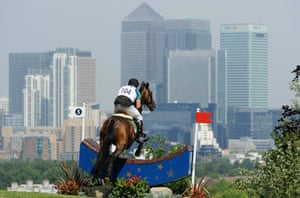 Tom's best of the year: Greenwich Park eventing