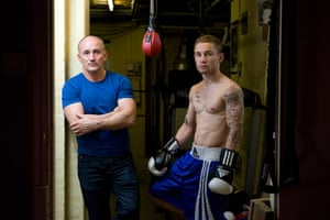 Tom's best of the year: Barry McGuigan