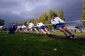 Tom's best of the year: Tug of War